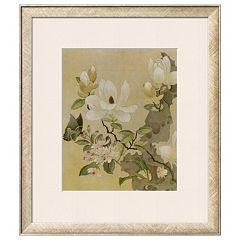 Art.com Magnolia & Butterfly Framed Wall Art