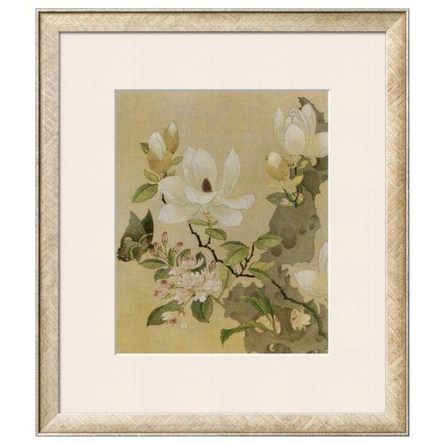 Art.com Magnolia & Butterfly F...
