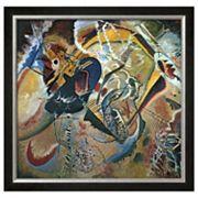 Art.com Improvisation No. 35 Framed Wall Art