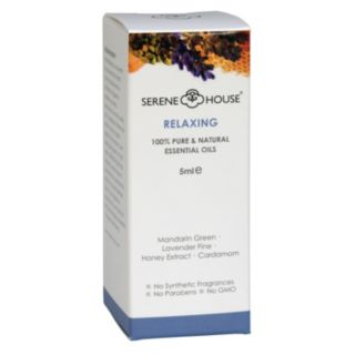 Serene House Relaxing Essential Oil