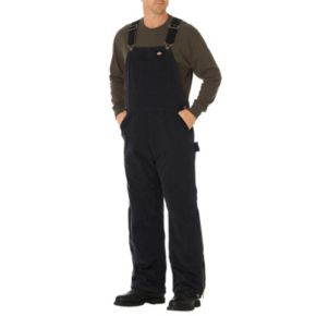 Men's Dickies Sanded Duck Insulated Bib Overall