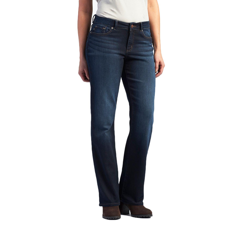 Womens Lee Savannah Curvy Fit Bootcut Jeans