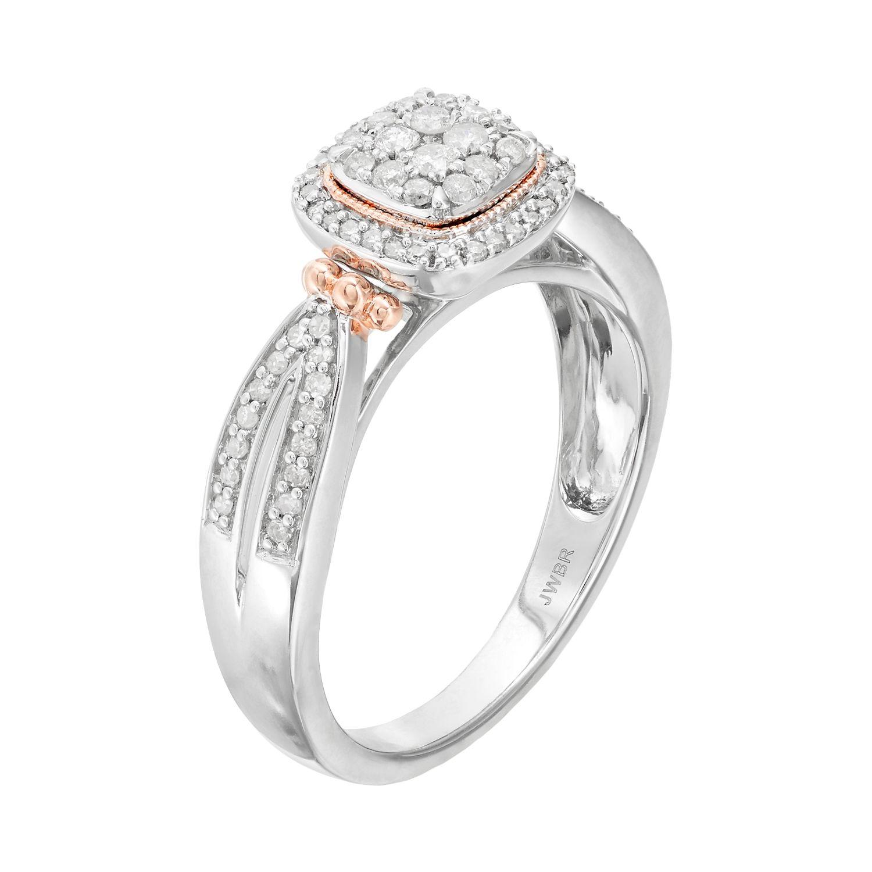 Always Yours Diamond Rings Jewelry Kohls
