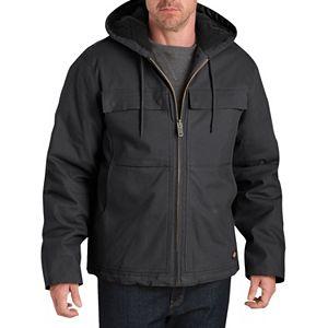 Men's Dickies Stretch Duck Hooded Jacket