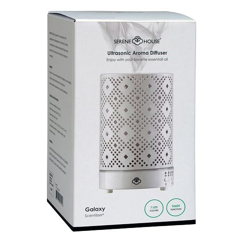 Serene House Galaxy Ultrasonic Essential Oils Diffuser