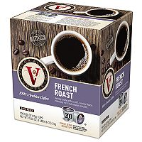 Victor Allen's Coffee Single-Serve French Roast - 200-pk.