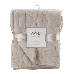 CoCaLo Voile Pinwheel Quilted Comforter
