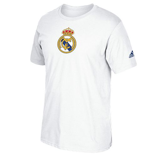 Men's adidas Real Madrid CF Go-To climalite Tee