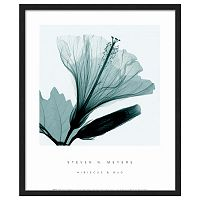 Art.com Hibiscus & Bud Framed Wall Art