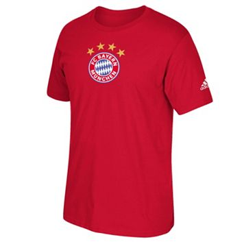 Men's adidas FC Bayern Go-To climalite Tee
