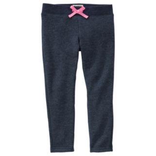Girls 4-8 OshKosh B'gosh® Solid Ribbed Waist Skinny Pants