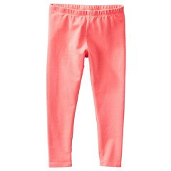 Girls 4-8 OshKosh B'gosh® Solid Full-Length Leggings