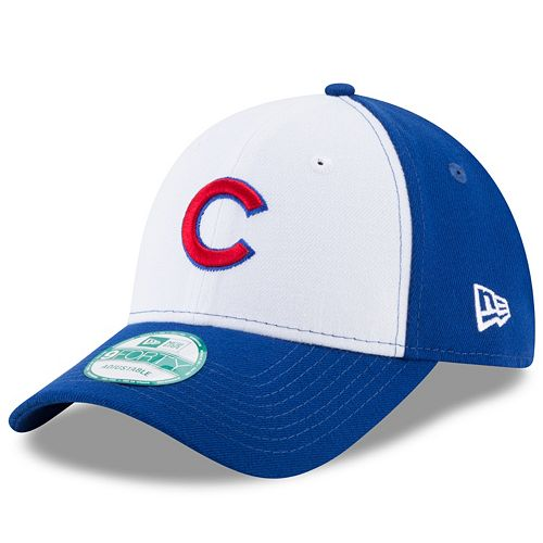 Adult New Era Chicago Cubs The League 9FORTY Adjustable Cap
