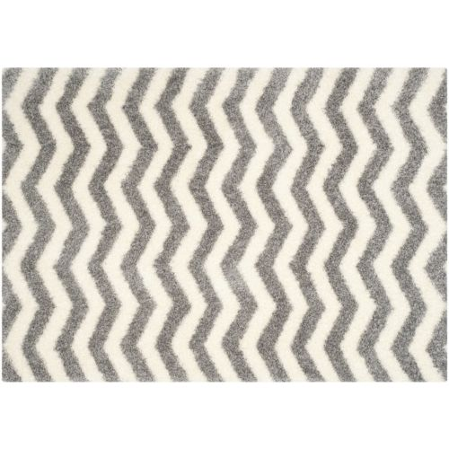 Safavieh London Chevron Shag Rug