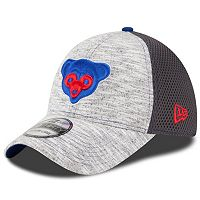 Adult New Era Chicago Cubs Clubhouse 39THIRTY Flex-Fit Cap