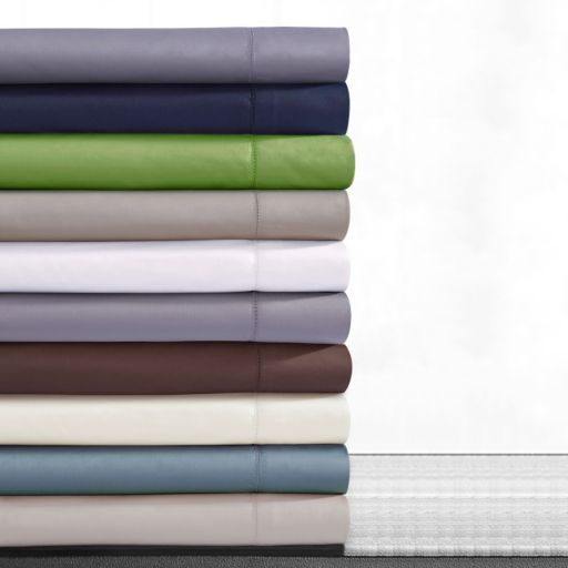 Sateen 4-piece 750 Thread Count Deep-Pocket Sheet Set