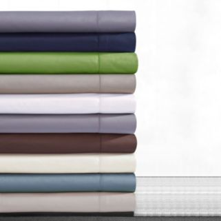 Sateen 2-pack 750 Thread Count Pillowcases