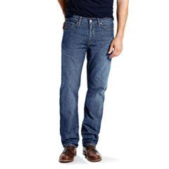 Big & Tall Levi's 514 Straight-Fit Jeans