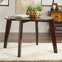 HomeVance Allegra Round Dining Table