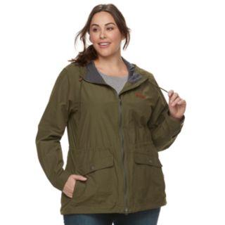 Plus Size Columbia Cultus Lake Hooded Anorak Jacket