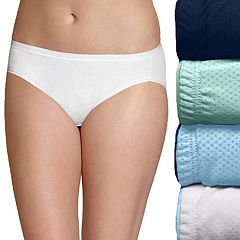 Fruit of the Loom 4-pack Breathable Micro Mesh Bikini Panties 4DBKBIK