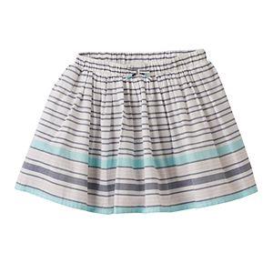 Girls 4-8 SONOMA Goods for Life™ Striped Skort