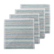 Food Network? Awning Stripe Dishcloth 4-pack