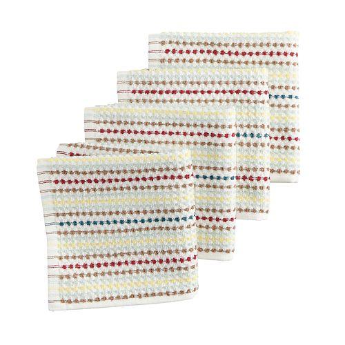 Food Network™ Awning Stripe Dishcloth 4-pk.