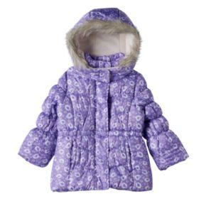 Toddler Girl OshKosh B'gosh® Purple Lollipop Jacket