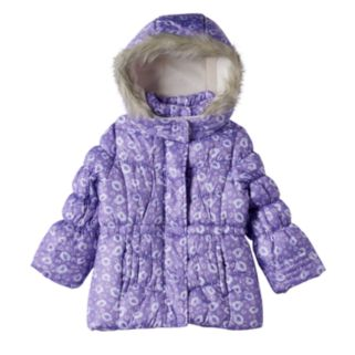 Toddler Girl OshKosh B'gosh® Purple Lollipop Jacket