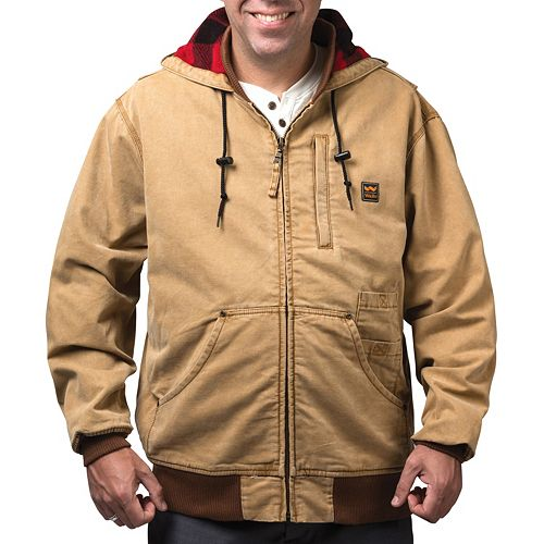 Men's Walls Vintage Duck Hooded Jacket