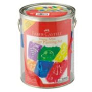 Faber-Castell Young Artist Finger Painting Set