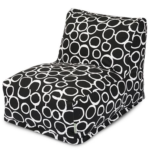 Majestic Home Goods Fusion Beanbag Chair Lounger
