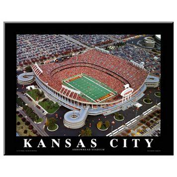 Art.com Kansas City Chiefs Arrowhead Stadium Wall Art