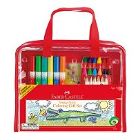 Faber-Castell Young Artist Coloring Gift Set