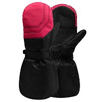 Girls 4-16 Igloos Nylon Ski Mittens