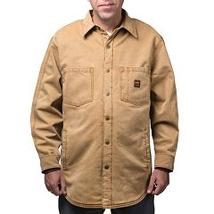 Men's Walls Vintage Duck Shirt Jacket
