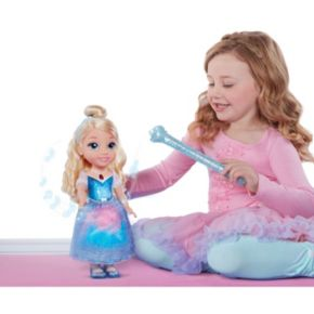 Disney's Cinderella Magical Wand Doll
