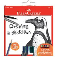 Faber-Castell Drawing & Sketching Set