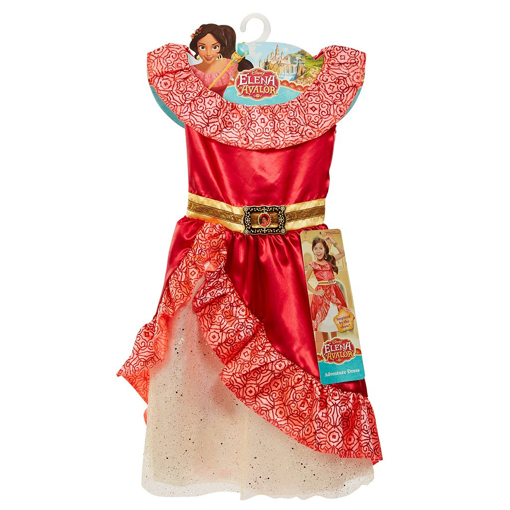Disney's Elena of Avalor Elena Adventure Dress