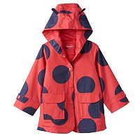 Toddler Girl Carter's Ladybug Transitional Jacket