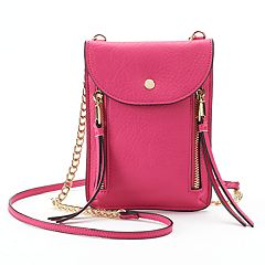 Juicy Couture Mini Phone Crossbody by