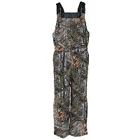 Men's Walls Camo Insulated Bib Overall