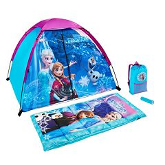 Disney's Frozen 4 pc Camping Set by Exxel Outdoors