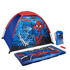 Marvel Spider-Man 4 pc Camping Set by Exxel Outdoors