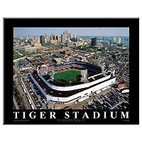 Art.com Detroit Tiger Stadium Wall Art