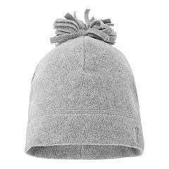 Girls 4-16 Pom Pom Fleece Beanie