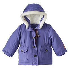 Girls Purple Kids Toddlers Coats & Jackets - Outerwear Clothing