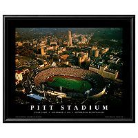 Art.com Pitt Stadium Pittsburgh Framed Wall Art