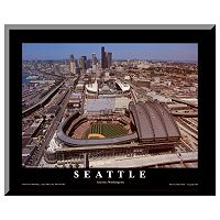 Art.com Seattle: Safeco Field Mariners Day Game Wall Art